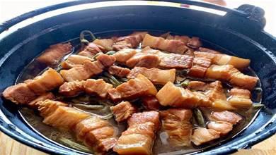 紅燒肉不要直接焯水,多加2步,豬肉顏色紅亮肥而不膩