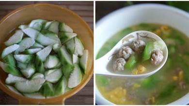 煮好的絲瓜為什麼會發黑?很多人都少做了一步,難怪絲瓜會發黑