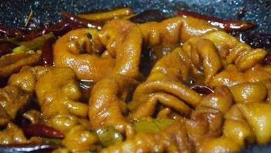 大廚教你秘制鹵大腸,學會自己在家做,比外面賣的還好吃