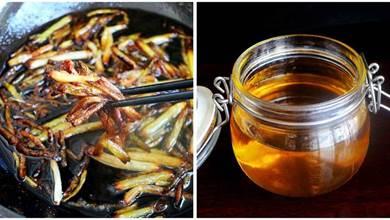 做蔥油面,經典比例31113,鮮香味美,做一次一周的早餐就夠了