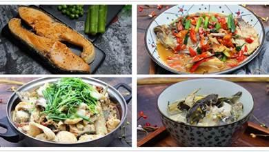 一定要學的8種魚不同的家常做法,一星期不重樣,大人小孩都愛吃