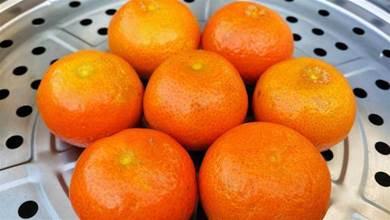 橘子放鍋裡蒸一蒸,沒想到這麼厲害,真是高手在民間,長見識了