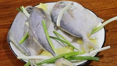 銀鯧魚這樣做又酥又香,皮不破肉不散,是一道很不錯的家常菜