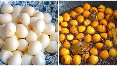 鵪鶉蛋這麼吃,才是更過癮的吃法,比茶葉蛋還要香,炒一盤不夠吃