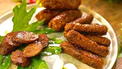 不用腸衣也能做臺式香腸,最簡單做香腸的方法,一次就學會!