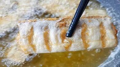 炸帶魚時,拍粉還是掛糊?教你正確做法,帶魚外焦裡嫩,還不腥