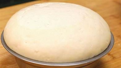 天冷發麵別只加酵母了,教你一招,10分鐘發滿盆,饅頭鬆軟又香甜