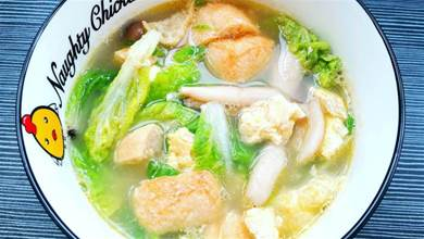 天冷又乾燥,多喝這碗蔬菜湯,4種食材搭配,不用慢燉,清淡好喝