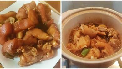 醬豬腳時,記住「一醃一燜」的竅門,豬腳皮酥肉爛入味好吃沒腥味