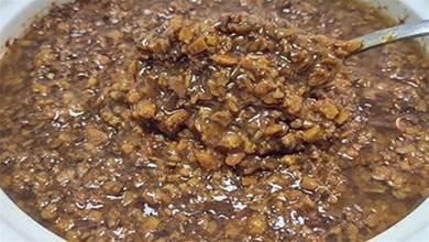 50年祖傳炸醬麵醬做法,配方簡單,看完就學會了