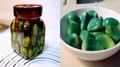 醃臘八蒜,別只會放醋,多加1個技巧,2天就變綠,香又脆還解膩
