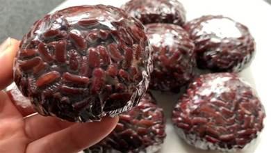 天冷多吃紅豆,一次煮好放冰箱,隨吃隨拿,真省事