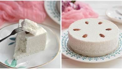 簡單幾步蒸出美味米糕,不揉面不發酵,鬆軟彈口甘香不上火