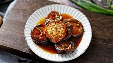 蠔油香菇的做法,汁濃味美鮮香滑嫩,吃著比肉都香,素菜中的經典