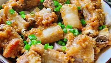 蒸排骨,又香又軟糯的一道家常菜,營養美味又簡單