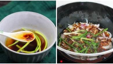 自從學會這樣煮蔥油,我家隔三差五就要吃蔥油拌面,實在太香了
