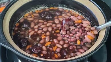 五紅湯的做法,滋補氣血又好吃,做法跟材料都很簡單