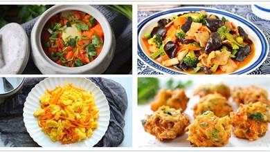 胡蘿蔔有營養耐儲存,一次教你7種做法,好吃易做提高抵抗力