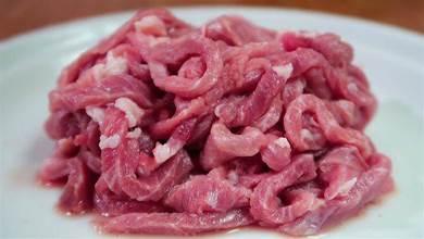 不管炒什麼肉,千萬別直接下鍋,教你正確做法,肉絲滑嫩又入味