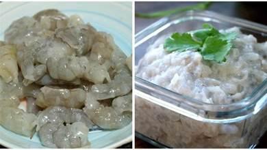 親手做的蝦滑才是真正的蝦滑,方法超簡單,老人和孩子都要經常吃