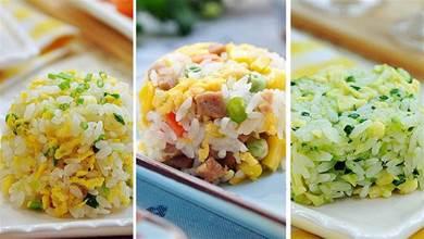 剩米飯的5款懶人吃法,簡單快速,學會了不愁早餐沒得吃了