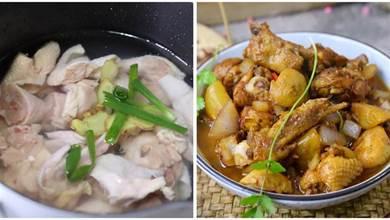 做雞肉時,記住「2泡2多放」,雞肉鮮香腥味小,土雞肉雞都管用