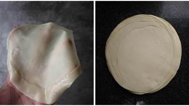 最簡單的春捲皮製作方法,用餃子皮就能做到,零失敗!