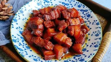 紅燒肉,記住「2不放2竅門」,肉香十足、軟糯入味,不柴不油膩