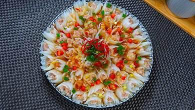 年夜飯必做的「花開富貴」,寓意高貴富有,做法簡單,好看又好吃