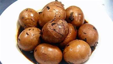 50年祖傳!茶葉蛋做法,不用醬油,茶香味濃,超級簡單在家也能做