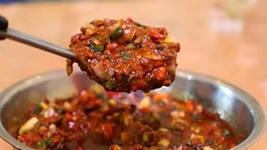 大廚教你炸黃豆醬,原料很關鍵,製作簡單又開胃,沒食欲就吃它