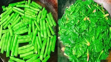 這4種蔬菜焯水後才能吃,為了家人的健康,再忙也不能省