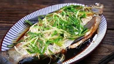 假期做道快手魚,不煎不炸,無油更健康,10分鐘就出鍋