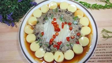 元旦家宴做豆腐這樣做,鮮嫩多汁又爽滑,保證受歡迎