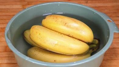 今天才知道,香蕉保存原來這麼簡單,學會1招,保存更久不發黑!
