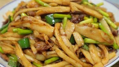 為什麼飯店炒的杏鮑菇那麼好吃?許多人都不知道,看大廚如何做的