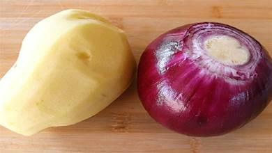 洋蔥加土豆這樣做太香了,不炒不涼拌,我家一周吃7次,上桌掃光