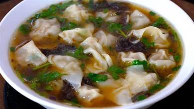 千里香餛飩秘制配方來了,詳細做法告訴你,肉嫩湯鮮,好吃又解饞