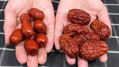 家有紅棗的注意了,如何辨別硫磺棗?只需一招一眼辨別,太實用了