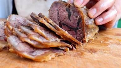 20年秘制鹵牛肉配方,原來訣竅這麼簡單,五香濃郁,怎麼切都不散