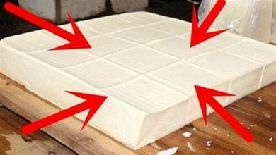 買豆腐要留心,遇到這3種豆腐轉頭就走,商販自己都不吃,記心上