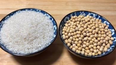 我家黃豆從不打豆漿,加1碗大米,簡單一做,一周吃9次吃不夠,香