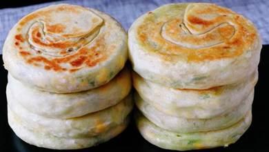 餡餅好吃有訣竅,這樣做皮又薄又軟,餡料鮮香宜人,做法還簡單