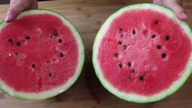 吃剩的西瓜千萬別放冰箱,老瓜農教我土方法,放幾天照樣香甜新鮮