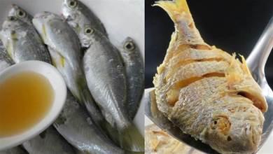 不管煎什麼魚,直接下油鍋是不對的!煎魚不破皮不粘鍋,有訣竅