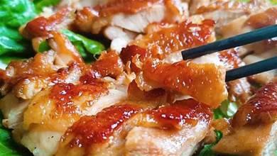 5個雞腿用剪刀一剪,不水煮不放油,外酥裡嫩,全家都愛吃