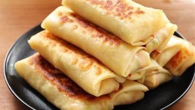 早餐餅這樣做太好吃了,家裡有麵粉和土豆就能做,做一次饞一次!