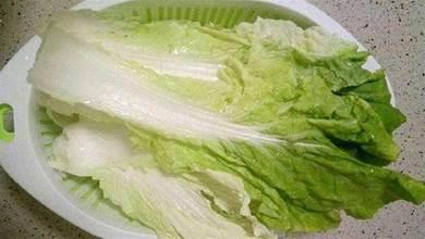 蔬菜用清水洗,等於白洗!老菜農教我方法,蟲卵髒東西自己跑出來