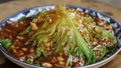 蠔油生菜,切記別直接焯水,教你正確做法,鮮嫩美味,翠綠不發黑