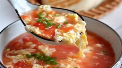 做番茄雞蛋湯,不要直接煮,做好三點,湯汁鮮香味濃,特別好喝